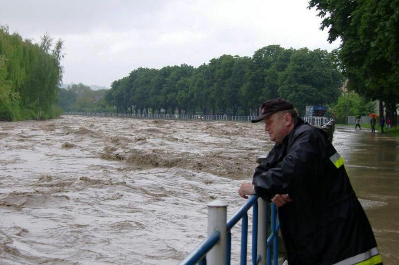 Odebrali gospodarkę wodną samorządom