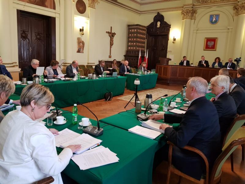 Sesja Rady Miasta, 26 marca 2019, fot. Iga Michalec