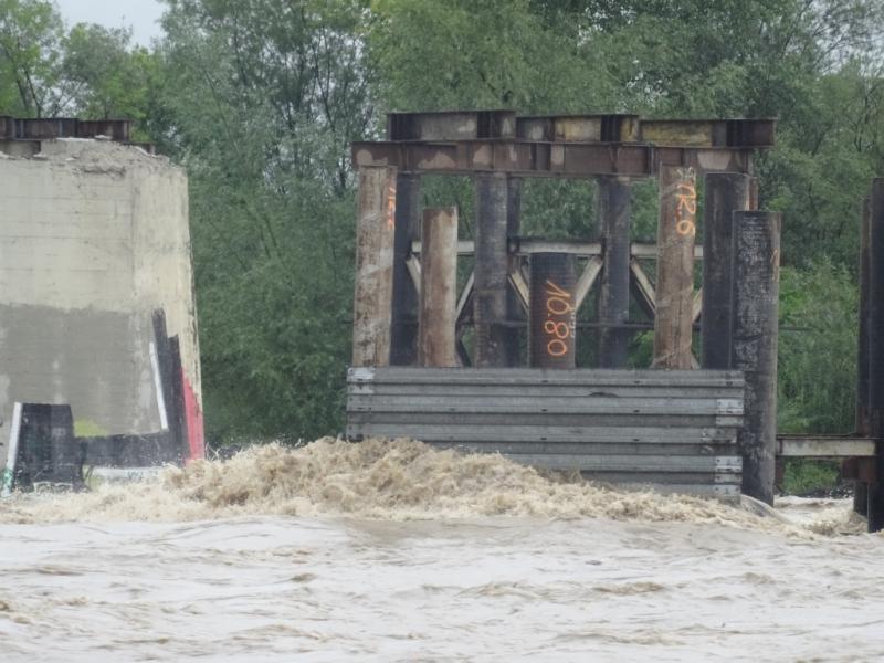 budowa mostu heleńskiego 19.07.2018
