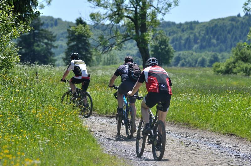 Stary Sącz: Możesz mieć wszystkie trasy rowerowe w telefonie!