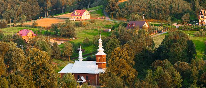 Kościół w Wilkowisku