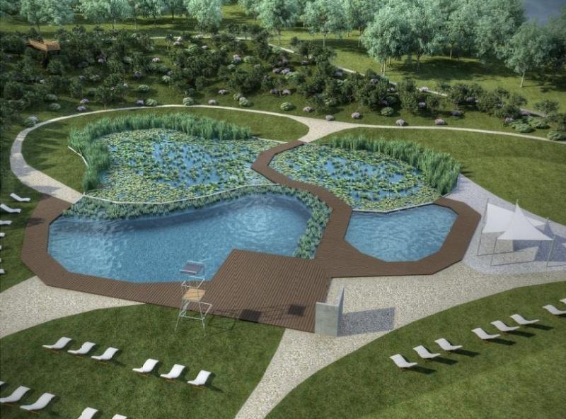 Czy gmina Korzenna stanie się perełką turystyczną Sądecczyzny? Chcą mieć własne kąpielisko i plażę