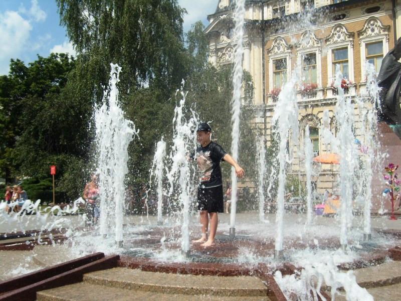 Uwaga, niebezpieczny upał w Małopolsce. Idzie na nas nowa fala gorąca