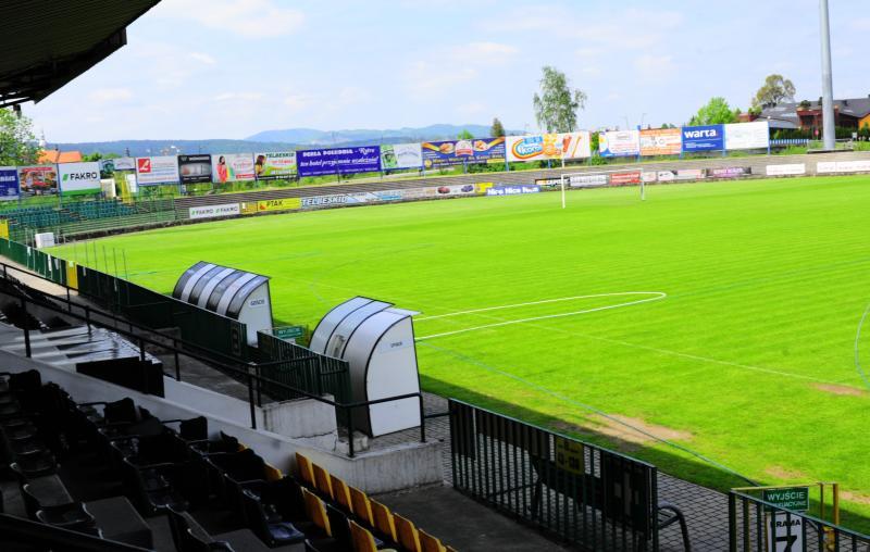 Sandecja stadion