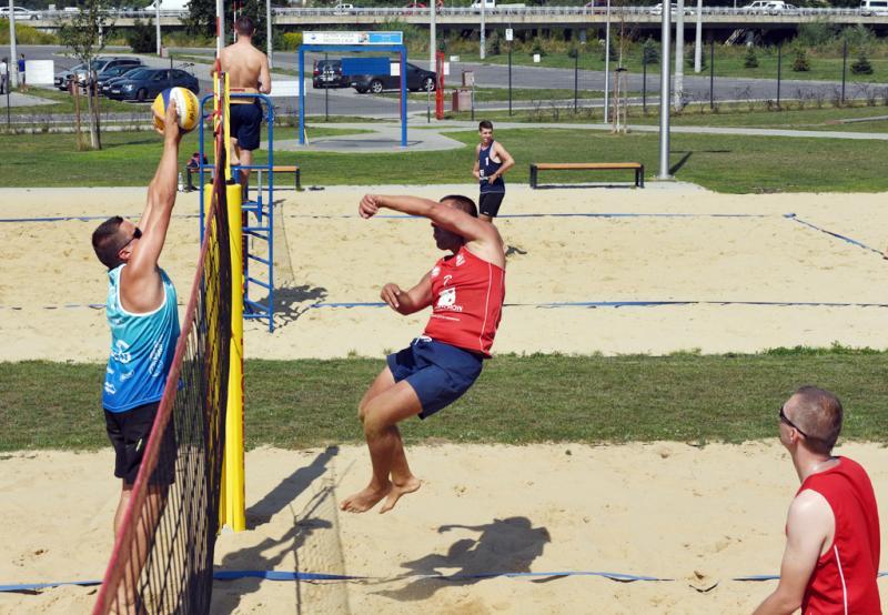 Turniej Amatorskiej Piłki Siatkowej Plażowej