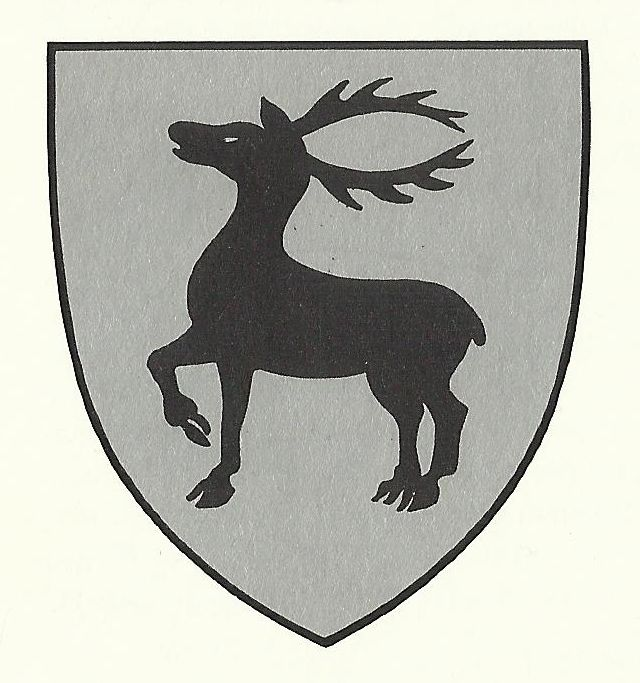 Herb rodu rycerskiego Czarnych Jeleni
