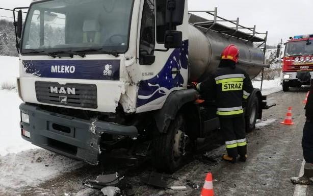 Wypadek w Podolu-Górowej