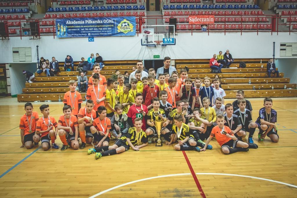 Zimowy turniej Akademii Goal Nowy Sącz 2019