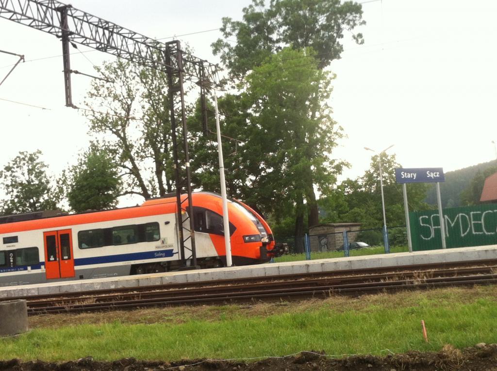 Czy nowe połaczenia kolejowe scalą region
