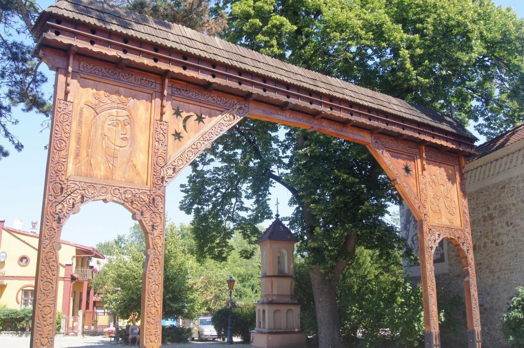 Brama Seklerska w Starym Sączu - fot. Mirosław Marcinowski