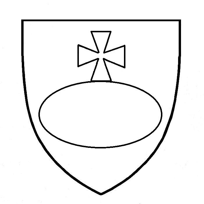 Przybliżony przypuszczalny wygląd herbu Ogniowo