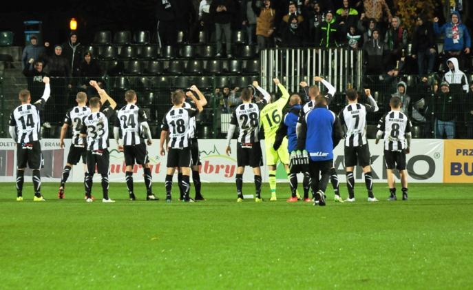 Sandecja GKS Katowice