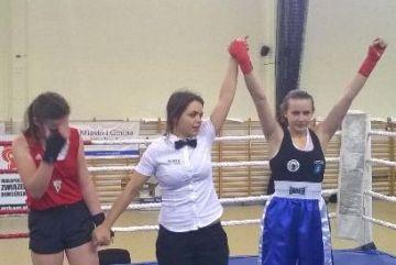 UKS Evan, boks, Nowy Sącz, Sądeczanin.info, Krzysztof Bulanda
