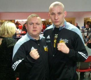 Jerzy Galara, Golden Team Nowy Sącz, boks, wygrana, Sądeczanin.info