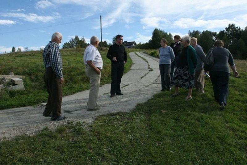 Mieszkańcy nieruchomości przy Halnej gotowi przekazać miastu swoje grunty nieodpłatnie