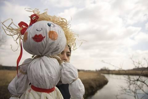 Pożegnanie marzanny - zimy, Przywitanie dziewanny - nowego sezonu