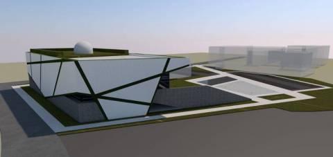 Tylko u nas! Tak będzie wyglądało planetarium w Chełmcu!
