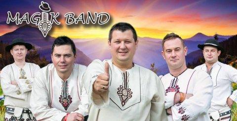 Magic Band: zespół disco polo z Krynicy rusza na podbój Eurowizji!