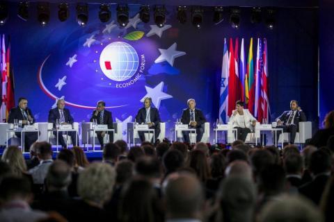 Forum Ekonomiczne: Europa wspólnych wartości czy Europa wspólnych interesów?