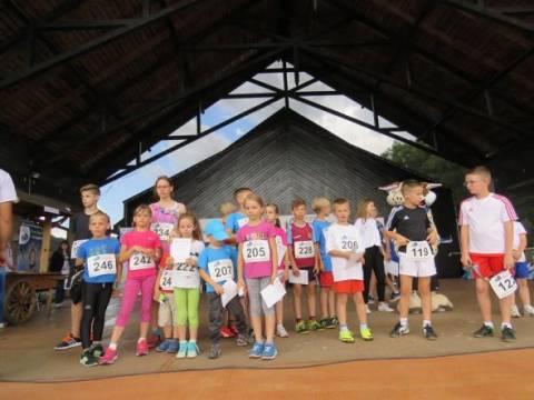 Jak dzieciaki poradziły sobie na biegach Szlakiem Wód Mineralnych w Muszynie! [FILM}