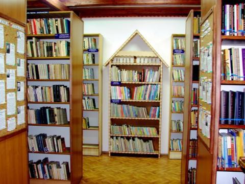 Marcinkowice: biblioteka ma sponsora, ale może być problem, bo wójt go nie lubi