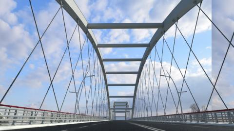 Kładka dla pieszych na czas budowy mostu heleńskiego? Nie ma szans