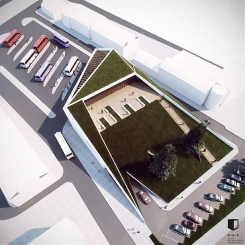 Ujawniamy tajemnice nowego dworca MDA w Nowym Sączu. Będzie mniejszy, ale...