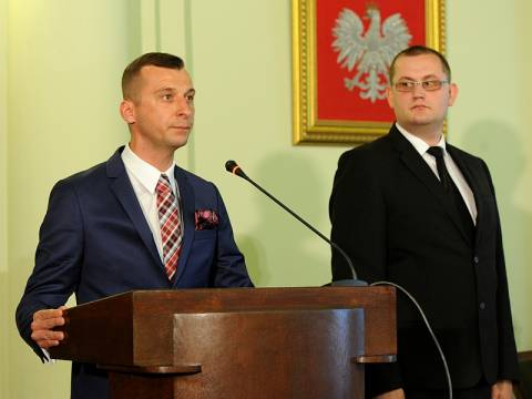 Radny Grzegorz Mądry bryluje z zegarkiem za 15 tysięcy złotych!