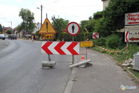 Chodnik na Prusa: w przetargu chcieli 4 razy więcej niż może dać miasto