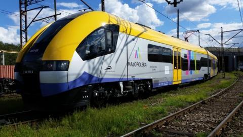 Uwaga! Są nowe połączenia kolejowe dla Piwnicznej i Nowego Sącza do Krakowa