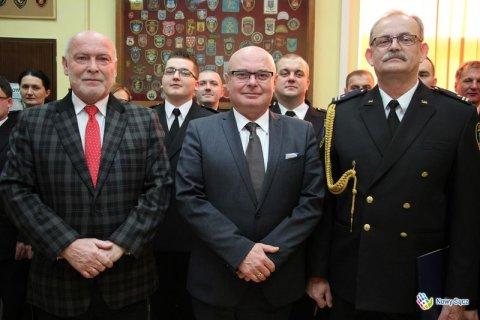 Służył, służył aż zasłużył. Dariusz Górski został komendantem Straży Miejskiej w Nowym Sączu