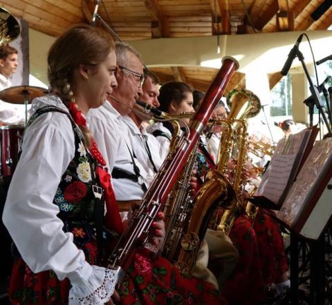 Orkiestra Dęta im. Tadeusza Moryto w Łącku