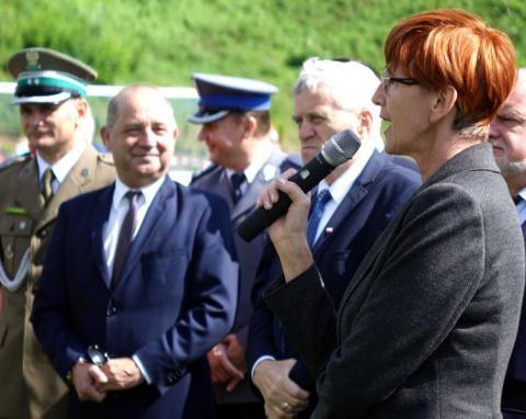 Elżbieta Rafalska, Stanisław Kogut