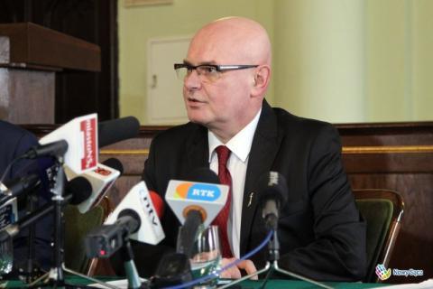 Stawiarski: mnie prezydent Nowak o pieniądze na szynobus nie prosił. Helena będzie odcięta?