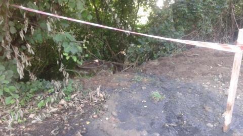 Śmierdzący problem w Gródku nad Dunajcem. Kto naprawi uszkodzoną kanalizację?