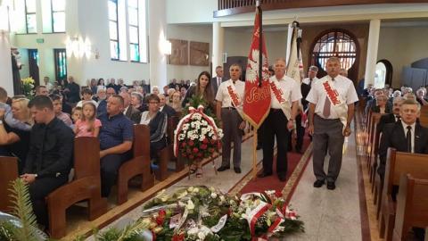 pogrzeb Władysława Ryby