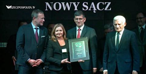 """Nowy Sącz na podium rankingu """"Rzepy"""""""