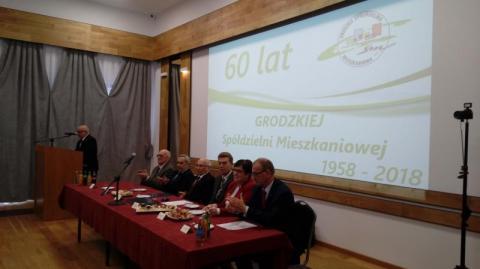 Nowy Sącz: jak twierdzi prezes Grodzka jest całkiem żwawa jak na 60-latkę