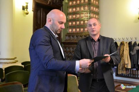 Wiceprezydent Artur Bochenek przewodniczącym Powiatowej Rady Rynku Pracy