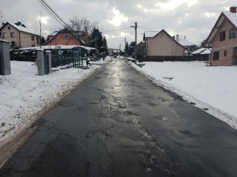 ulica Zyndrama, fot. MK