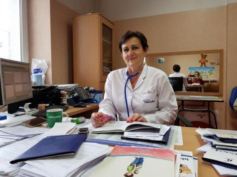 Lek Irena Skowrońska: zawsze chciałam pracować z dziećmi