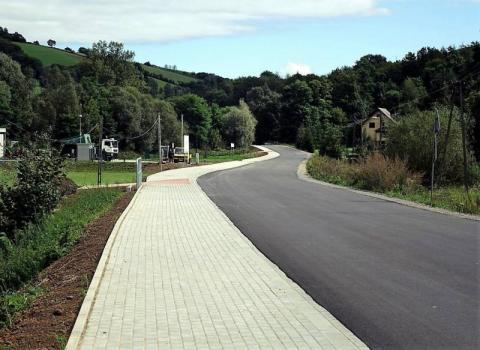 Nowa droga w Siennej