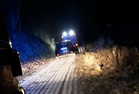 Śmiertelny wypadek w Muszynie. 75-latka przygniótł quad
