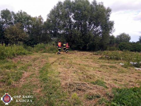 Tragiczny finał poszukiwań. W Dunajcu znaleziono ciało zaginionego 56-latka