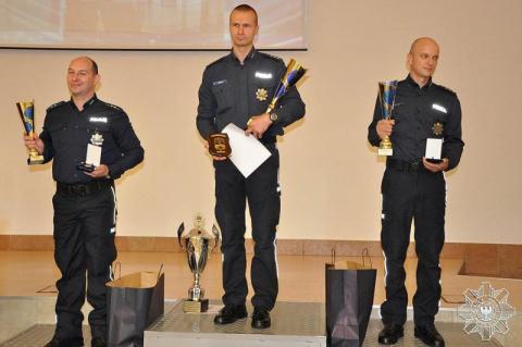 Sądecki policjant jednym z najlepszych dzielnicowych w Polsce