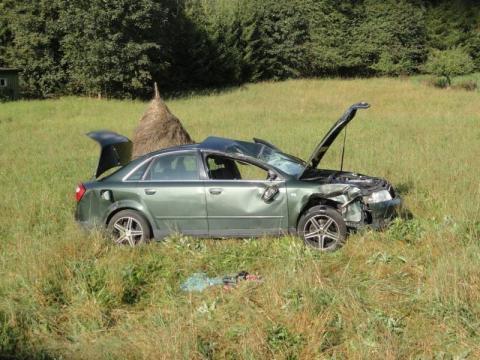 Wypadek za wypadkiem. Najpierw w Krynicy, potem w Nowym Sączu