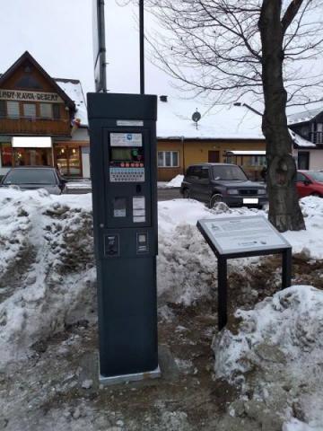 Piwniczna-Zdrój: tu już za darmo nie zaparkujesz. Wróciły opłaty na Rynku
