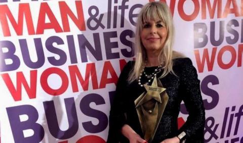 Szefowa sądeckiej firmy Batim z nagrodą biznesmwoman w wielkim stylu