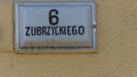 Ulica Franka Zubrzyckiego będzie nosić imię Tadeusza Ryby. Dla Franciszki Pisztkowej przewidziano inną rolę