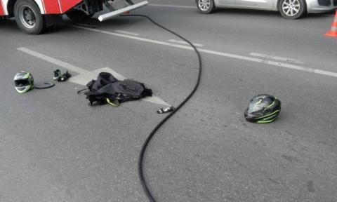 Wypadek na ul. Tarnowskiej